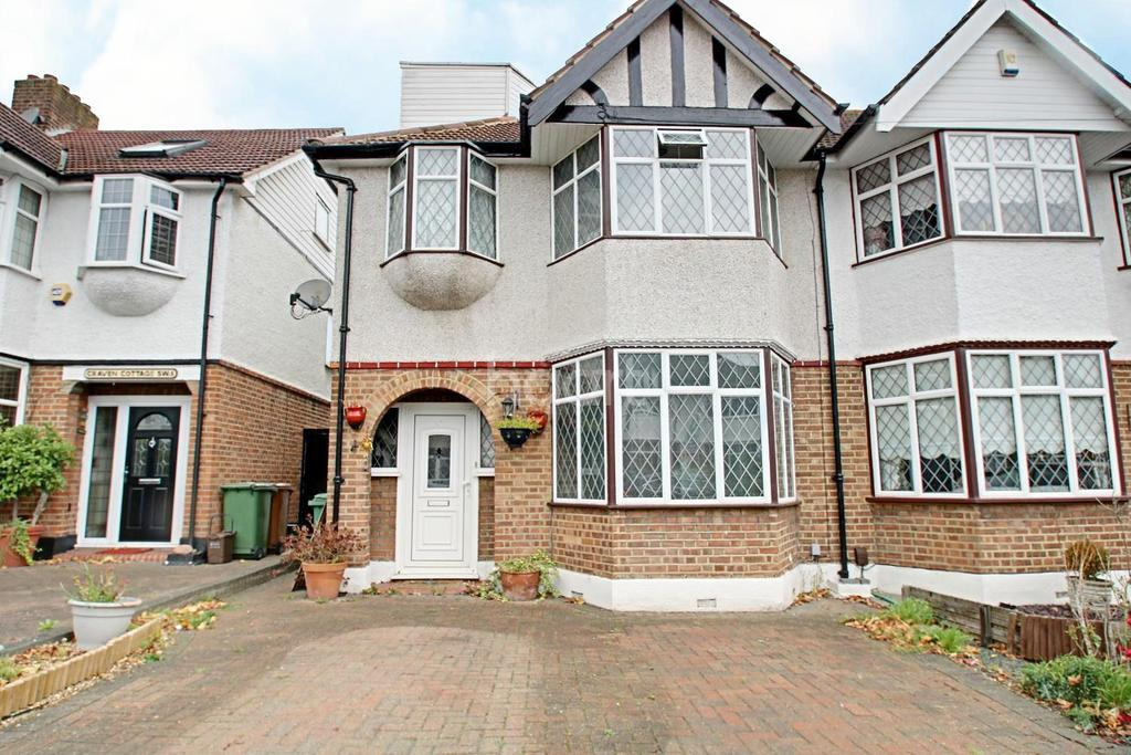 5 Bedrooms Semi Detached House for sale in Woodstock Avenue, Sutton, SM3