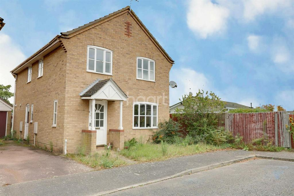 4 Bedrooms Detached House for sale in Lavender Close, Brandon