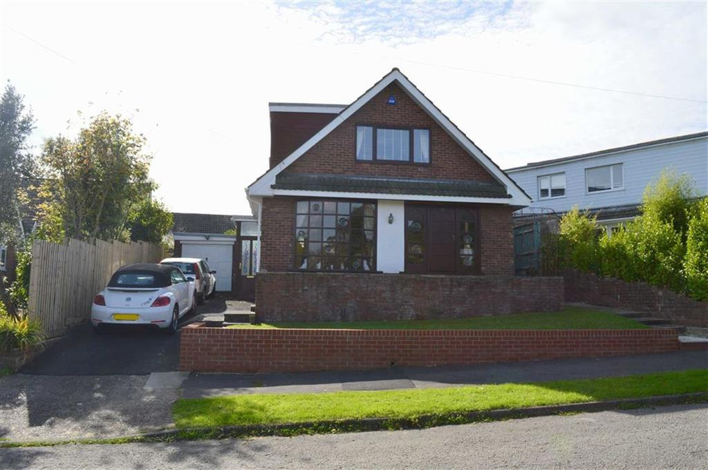 5 Bedrooms Detached House for sale in Whiteshell Drive, Langland, Swansea