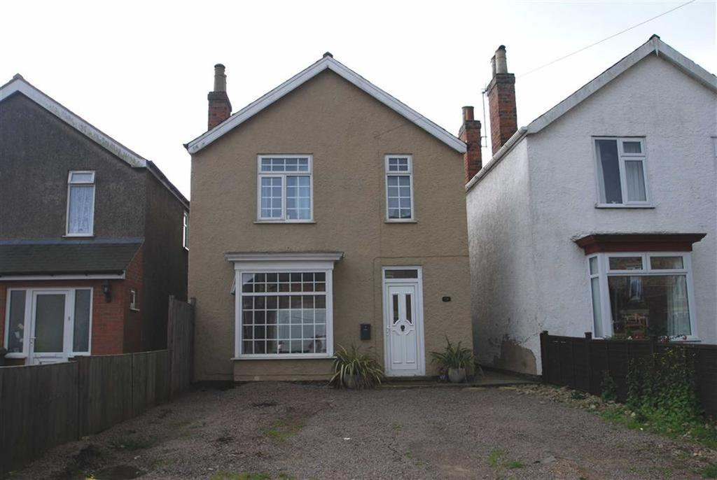 3 Bedrooms Detached House for sale in Wyberton West Road, Boston