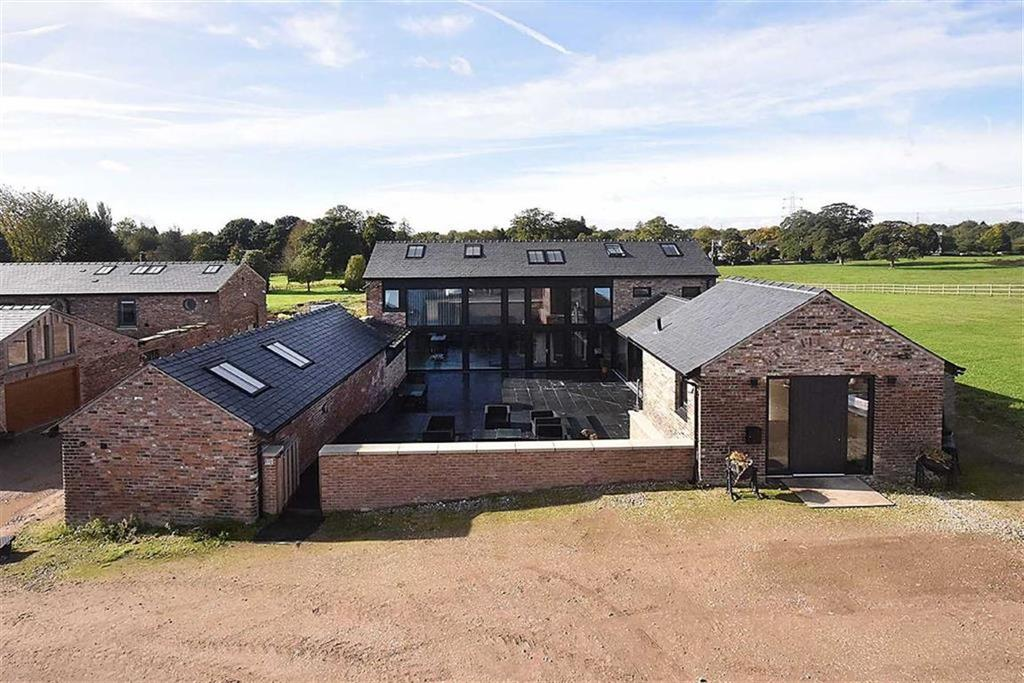 Barn Conversion Character Property for sale in Prestbury Road, Macclesfield
