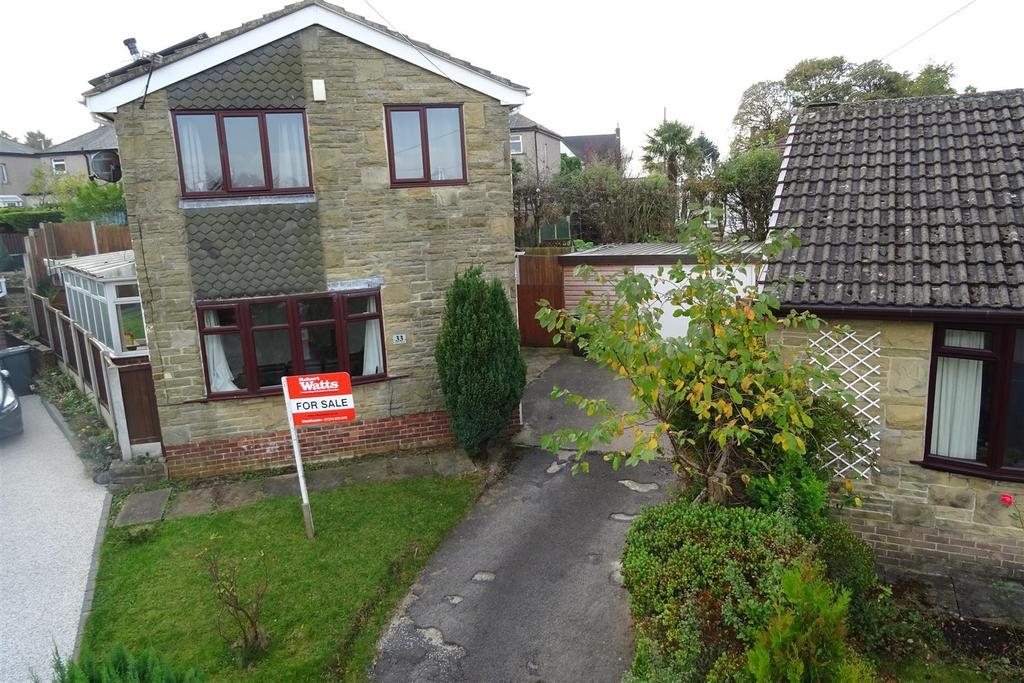 4 Bedrooms Detached House for sale in Langdale Avenue, Wyke, Bradford