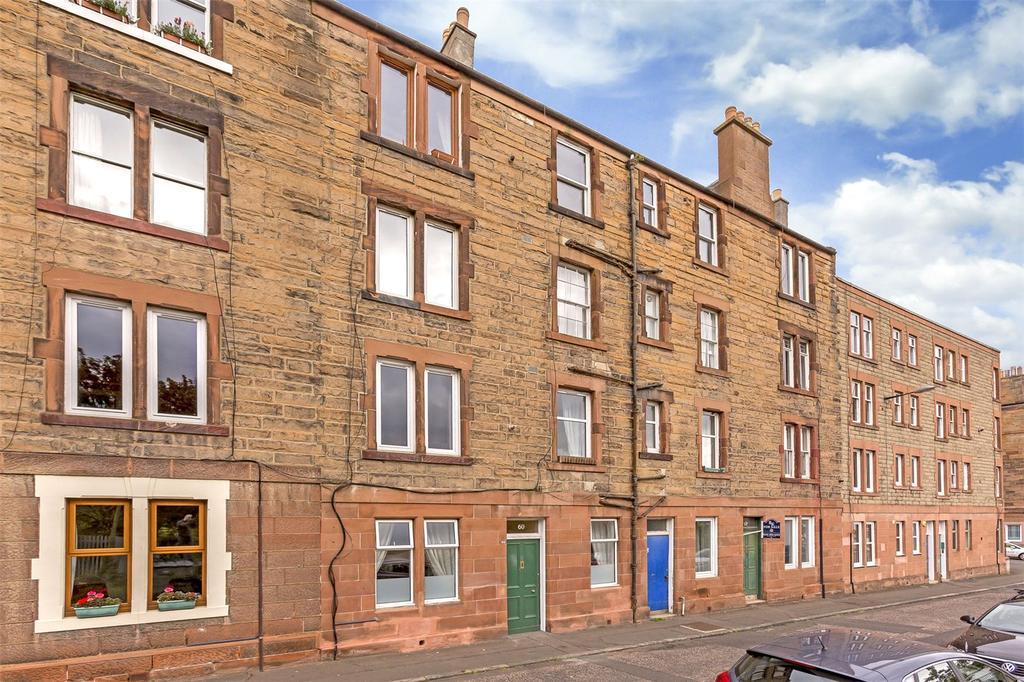 2 Bedrooms Flat for sale in 60 Hawthornvale, Edinburgh, EH6
