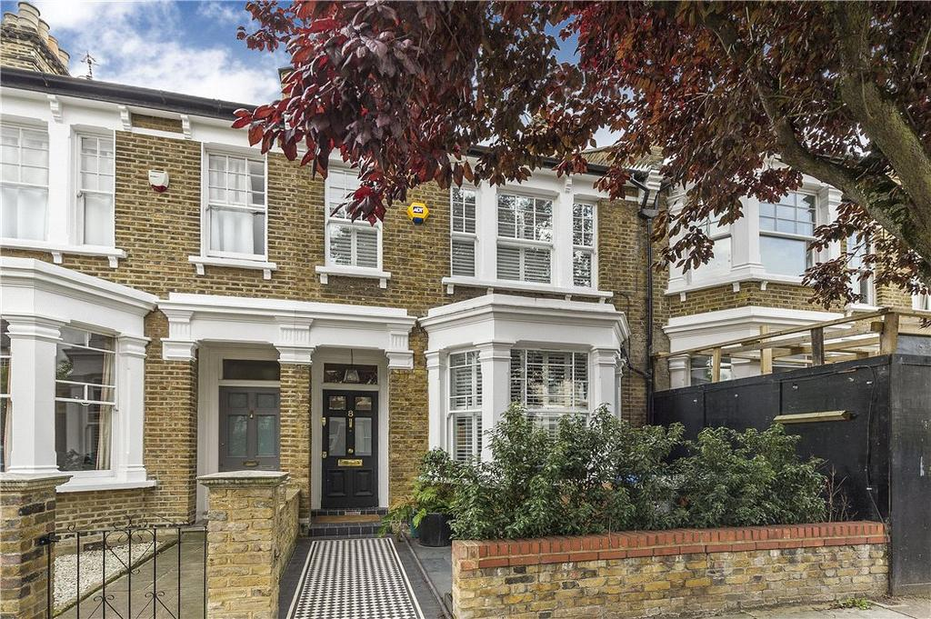 3 Bedrooms Terraced House for sale in Summerfield Avenue, Queen's Park, London, NW6