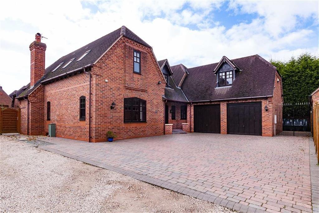5 Bedrooms Detached House for sale in Norton Juxta Twycross