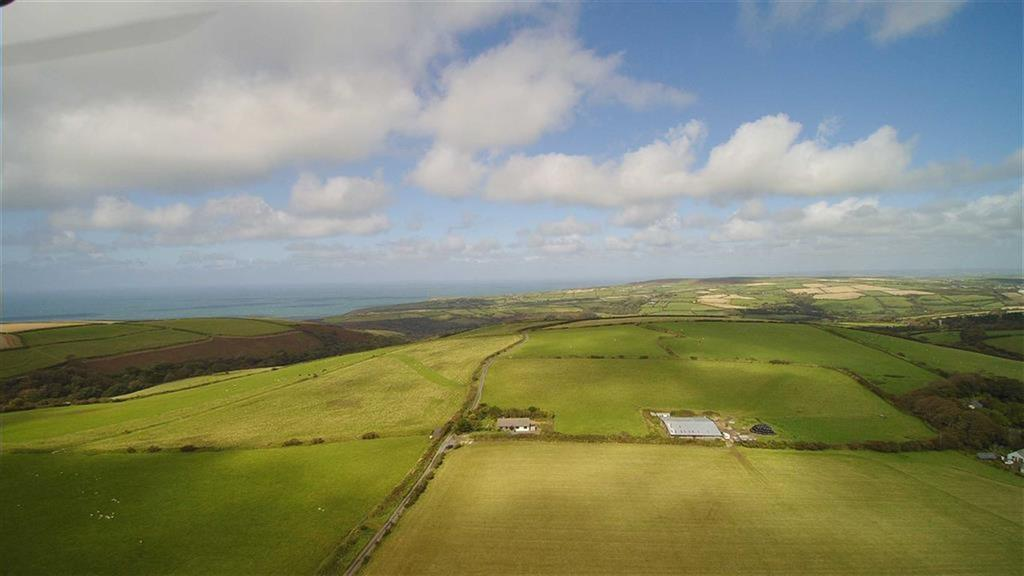 3 Bedrooms Land Commercial for sale in Lesnewth, Boscastle, Cornwall, PL35