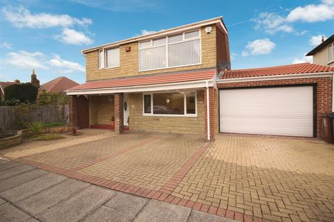 4 bedroom detached house for sale - Boston Avenue, Newcastle Upon Tyne