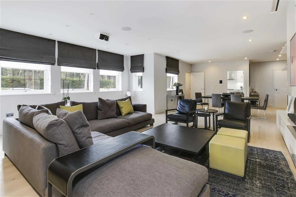3 Bedrooms Duplex Flat for sale in Cockfosters Road, Hadley Wood, Hertfordshire