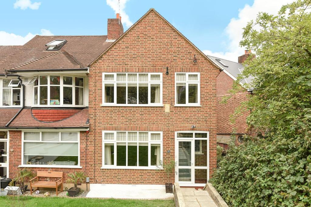 3 Bedrooms End Of Terrace House for sale in Patterson Road, Crystal Palace