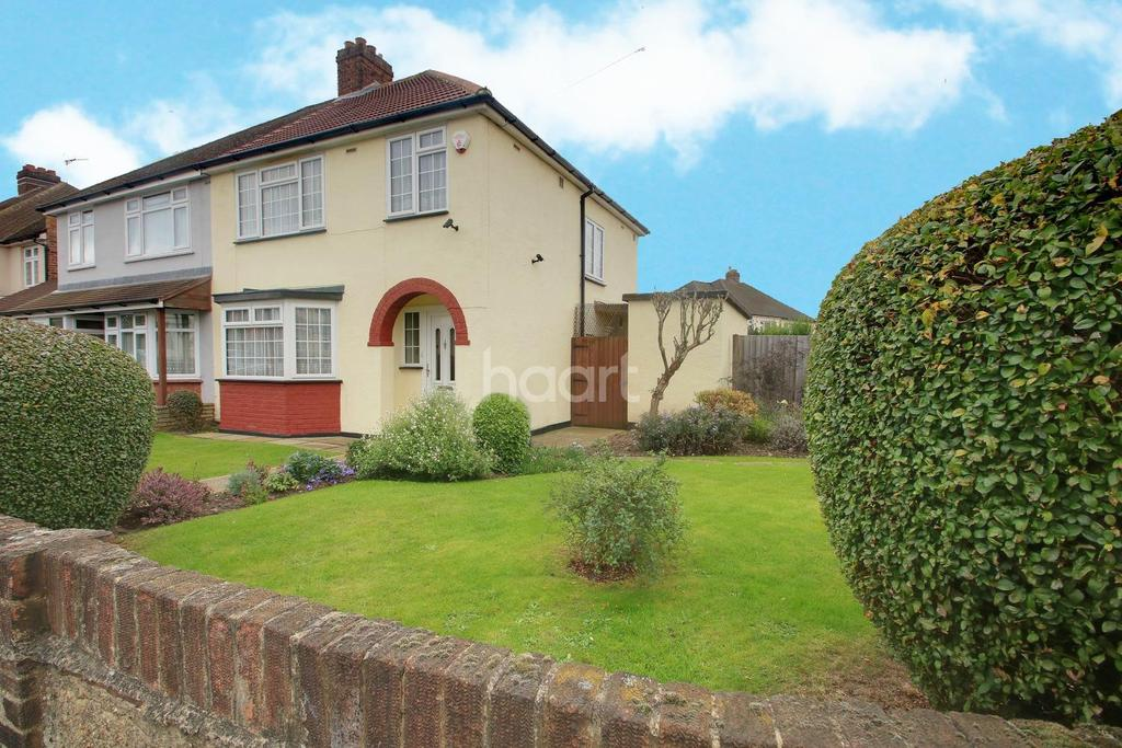 3 Bedrooms Semi Detached House for sale in Alma Avenue