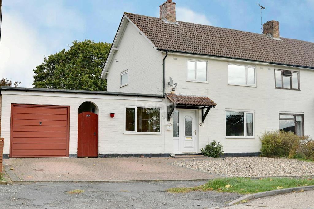 3 Bedrooms Semi Detached House for sale in Magna Close, Abington, Cambridge