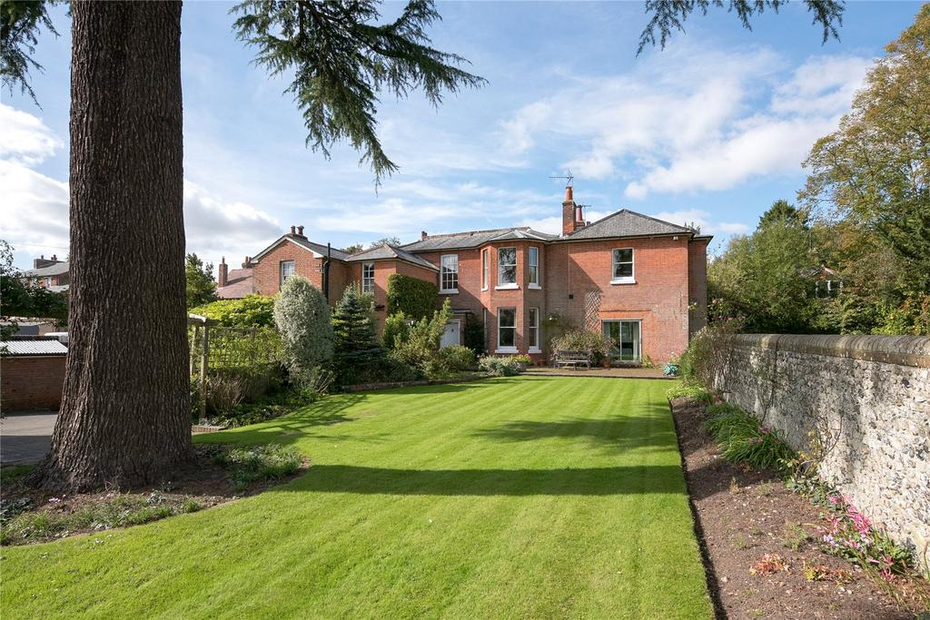 7 Bedrooms Detached House for sale in Winchester, Hampshire, SO23