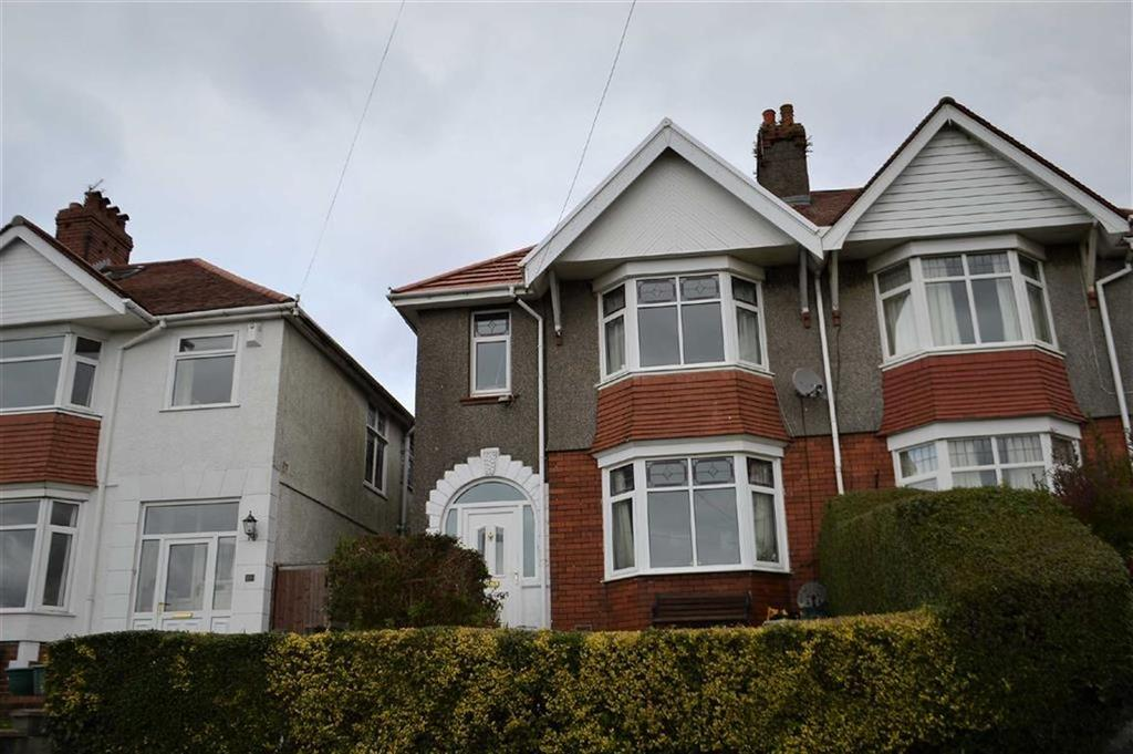 4 Bedrooms Semi Detached House for sale in Lon Gwynfryn, Swansea, SA2