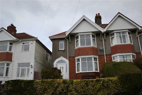 4 bedroom semi-detached house for sale - Lon Gwynfryn, Swansea, SA2