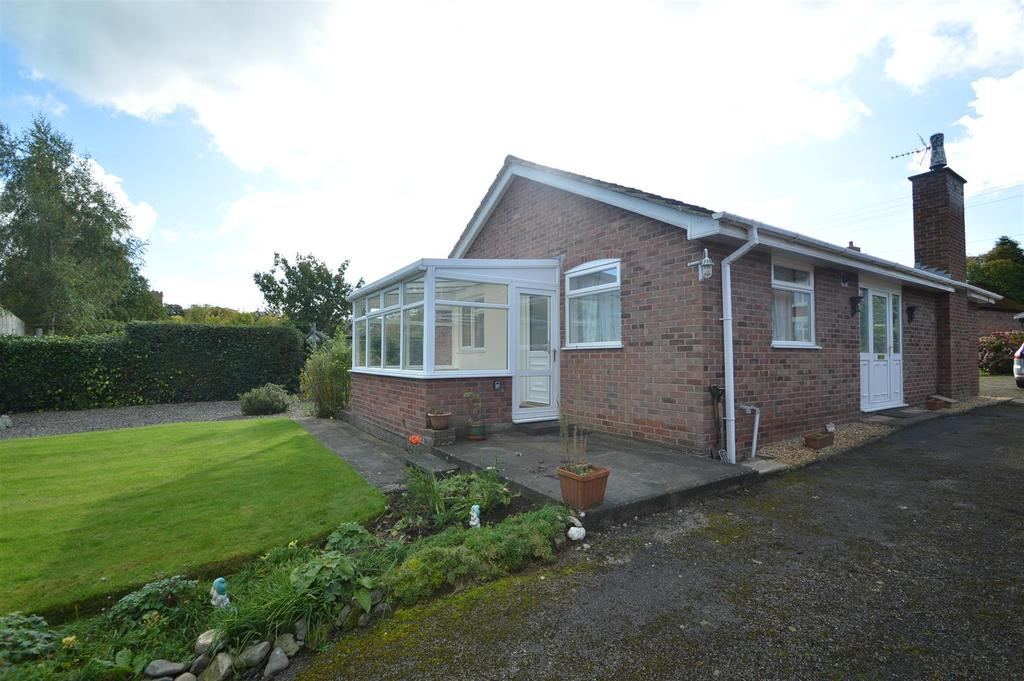 2 Bedrooms Detached Bungalow for sale in Bandarawella, Church Street, Ruyton Xi Towns, Shrewsbury, SY4 1LA