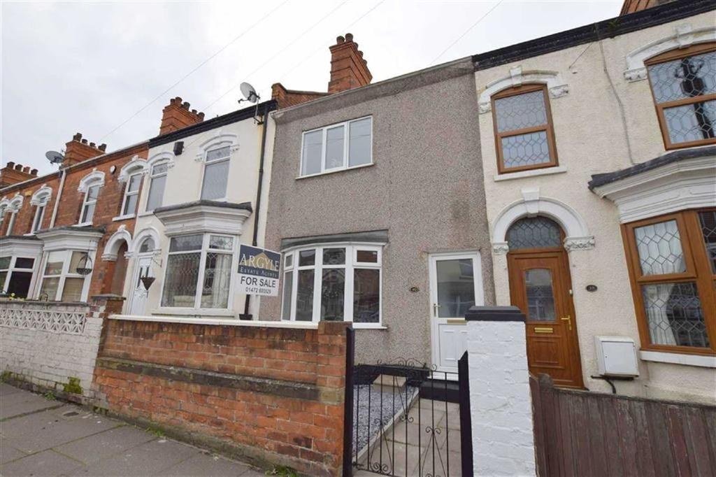 3 Bedrooms Terraced House for sale in Wollaston Road, Cleethorpes, North East Lincolnshire