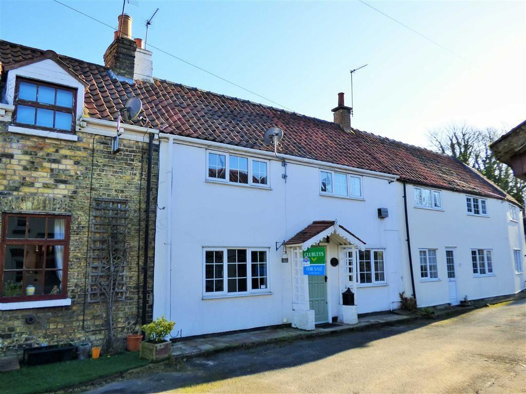 2 Bedrooms Terraced House for sale in Finkle Street, North Cave