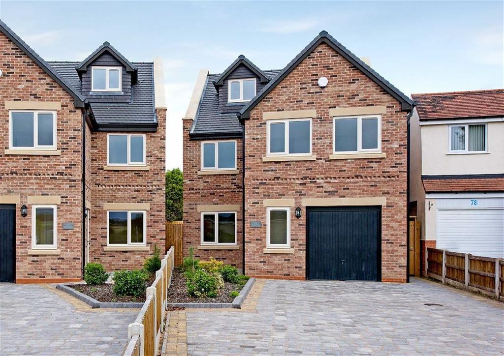 4 Bedrooms Detached House for sale in Bridge House, 80b, Bridgnorth Road, Wombourne, Wolverhampton, South Staffordshire, WV5
