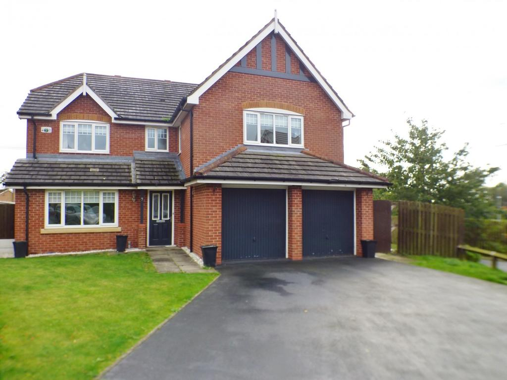 5 Bedrooms Detached House for sale in Eanleywood Farm Close, Norton, Runcorn