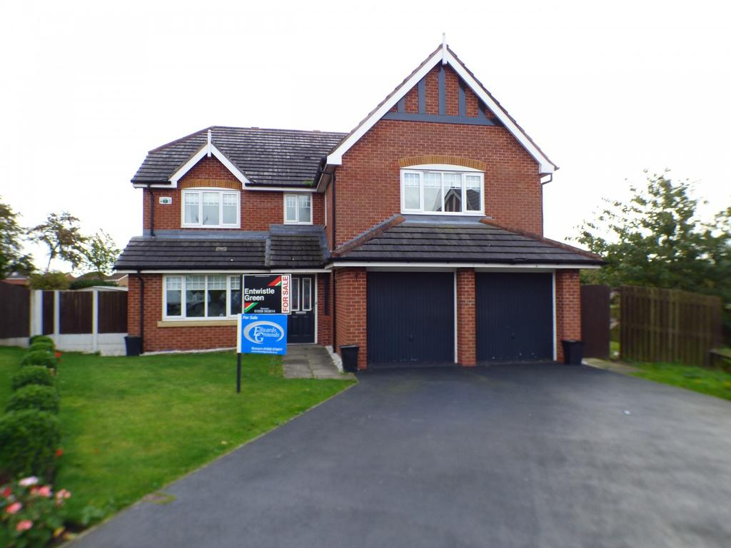5 Bedrooms Detached House for sale in Eanleywood Farm Close, Norton, Runcorn