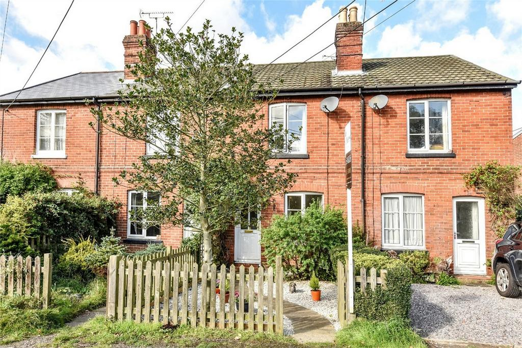 2 Bedrooms Terraced House for sale in Brambridge, Brambridge, Hampshire