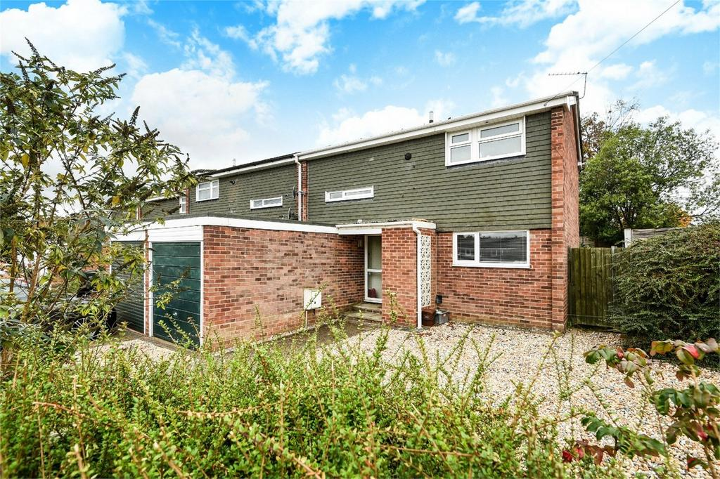 3 Bedrooms End Of Terrace House for sale in Osborne Drive, Chandler's Ford, Hampshire