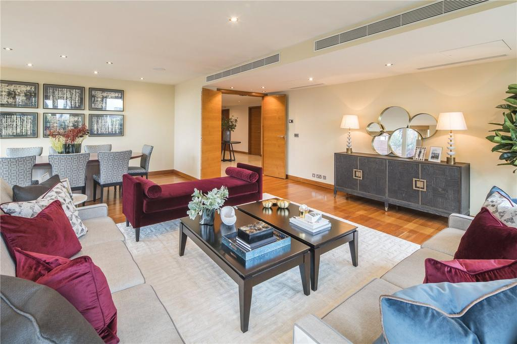 4 Bedrooms Flat for sale in Pavilion Apartments, 34 St. Johns Wood Road, St. John's Wood, London, NW8