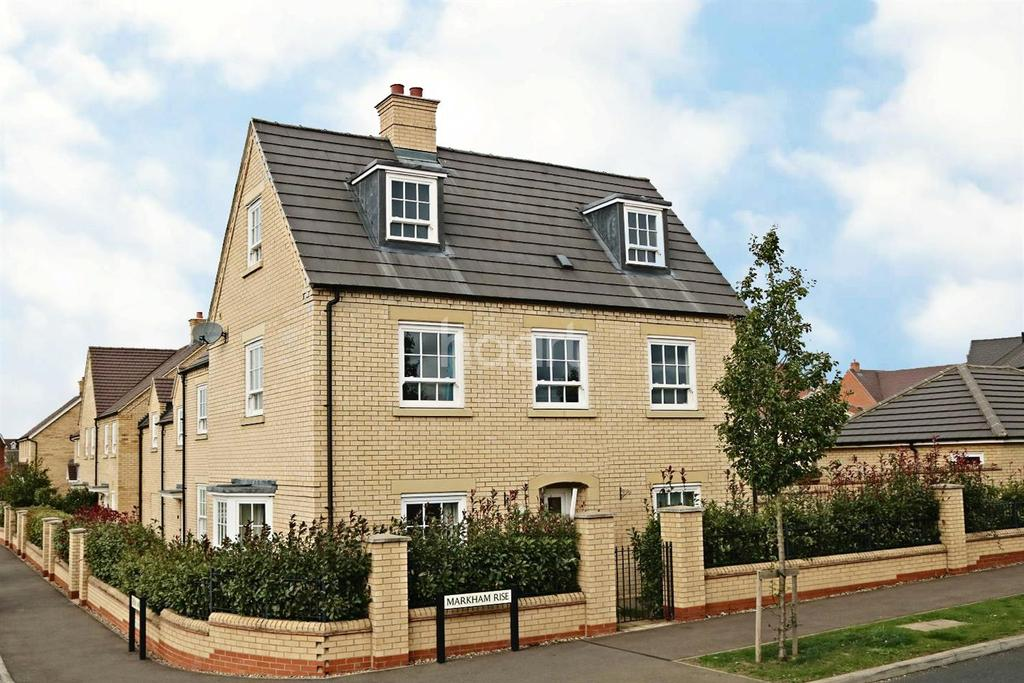 5 Bedrooms End Of Terrace House for sale in Markham Rise, Bedford