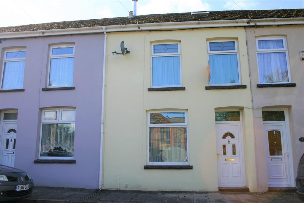 2 Bedrooms Terraced House for sale in 3 School Street, Blaencwm, Treorchy, Rhondda, CF42 5DU