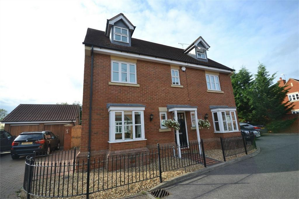 4 Bedrooms Detached House for sale in The Orchard, Heybridge, Maldon, Essex