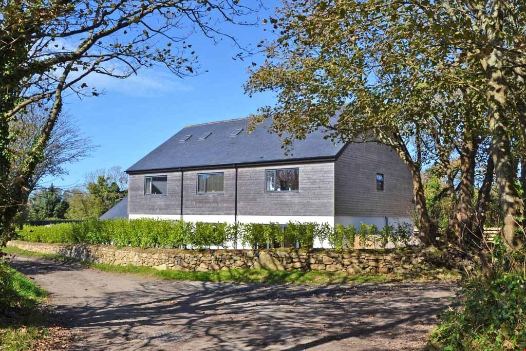 6 Bedrooms Detached House for sale in Goldsithney, Penzance, West Cornwall , TR20