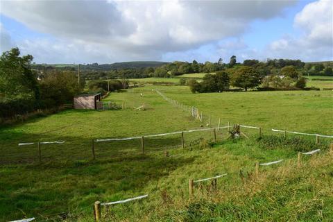 3 bedroom property with land for sale - Talgarreg, Ceredigion