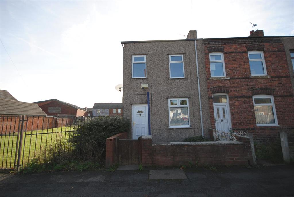 3 Bedrooms End Of Terrace House for sale in Victoria Road, Platt Bridge, Wigan