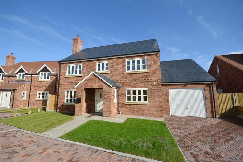 5 Bedrooms Detached House for sale in 3, Hamlyn Place, Kingsland, Herefordshire, HR6