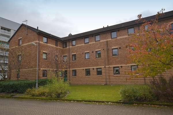 2 Bedrooms Flat for sale in 45 Northland Drive, Scotstoun, Glasgow, G14 9BE