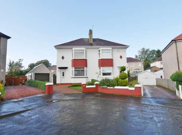 2 Bedrooms Semi-detached Villa House for sale in 7 Beech Gardens, Garrowhill, Glasgow, G69 6LR