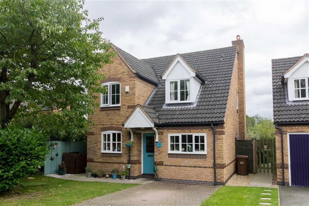 3 Bedrooms Detached House for sale in Lilleshall Way, Loughborough, LE11