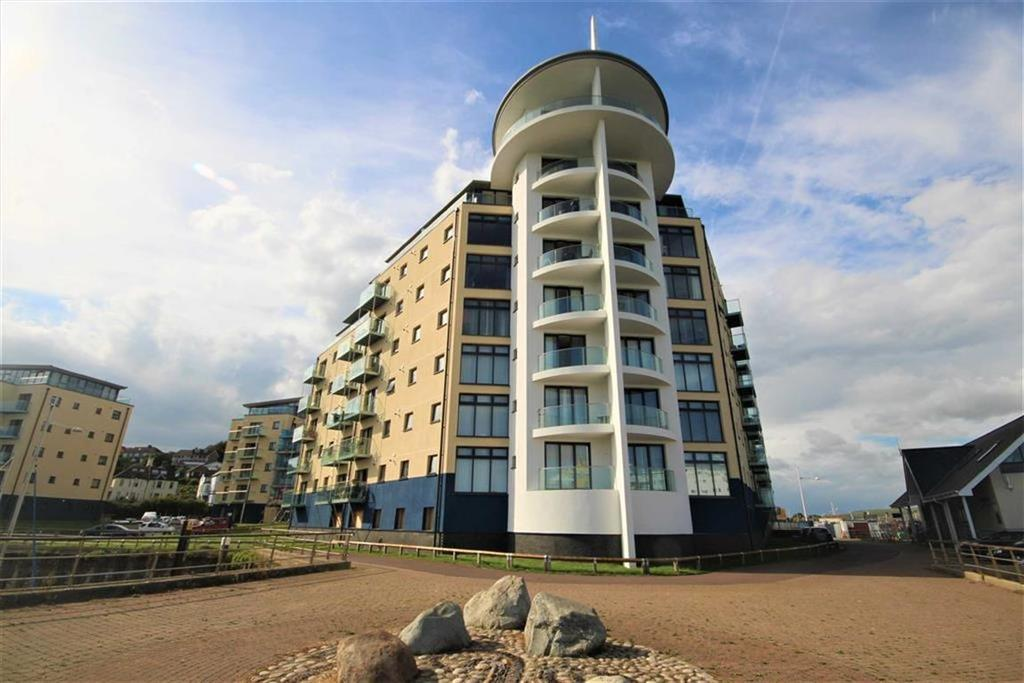 2 Bedrooms Flat for sale in Falaise, West Quay, Newhaven