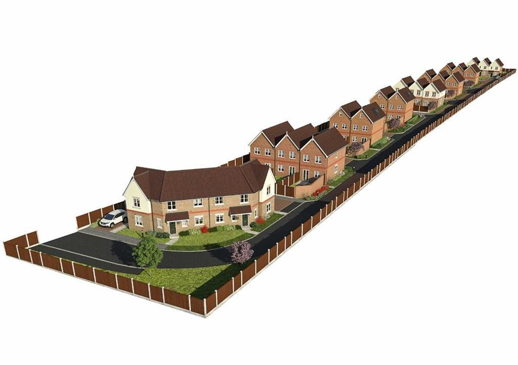 2 Bedrooms End Of Terrace House for sale in St Lawrence Mews, Liphook, Hampshire, GU30
