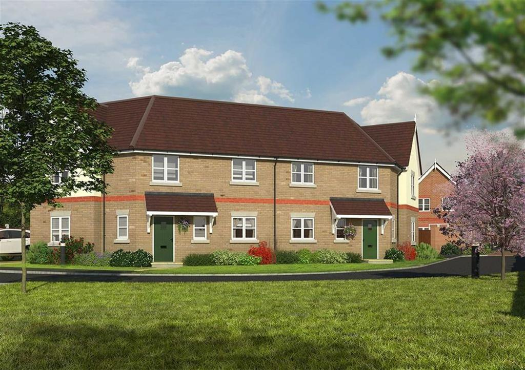3 Bedrooms Semi Detached House for sale in St Lawrence Mews, Liphook, Hampshire, GU30