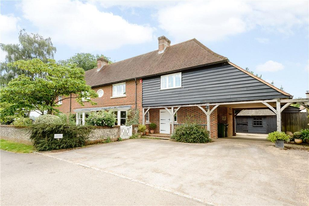 3 Bedrooms Detached House for sale in Upper Wield, Alresford, Hampshire, SO24