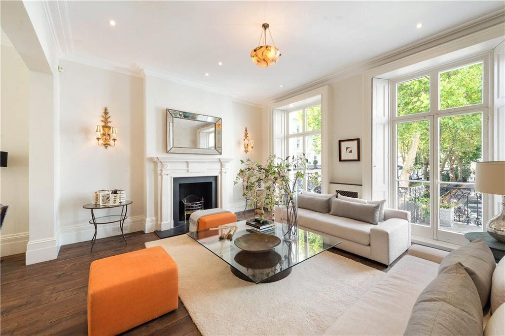 5 Bedrooms Terraced House for sale in Wellington Square, Chelsea, London, SW3