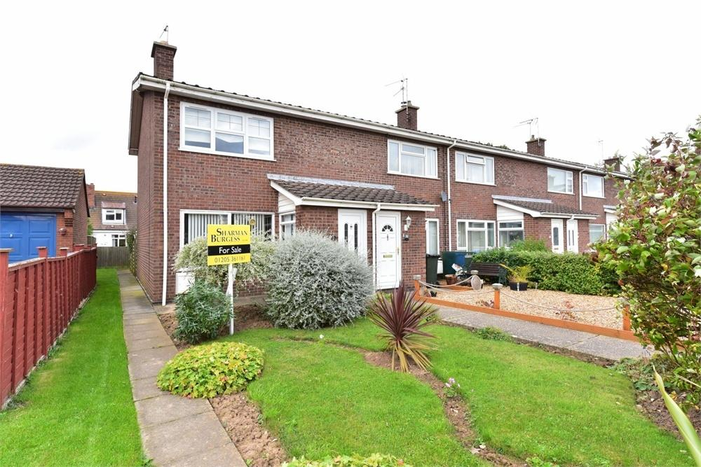 2 Bedrooms End Of Terrace House for sale in Royal Way, Fishtoft, Boston, Lincolnshire