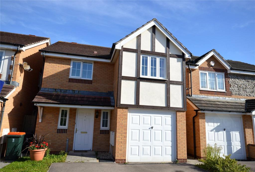 3 Bedrooms Detached House for sale in Blacktown Gardens, Marshfield, Cardiff, CF3