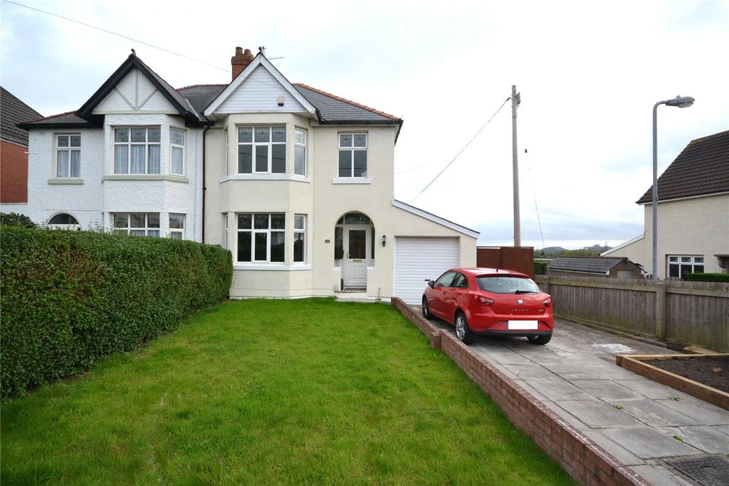 3 Bedrooms Semi Detached House for sale in Ty Mawr Avenue, Rumney, Cardiff, CF3