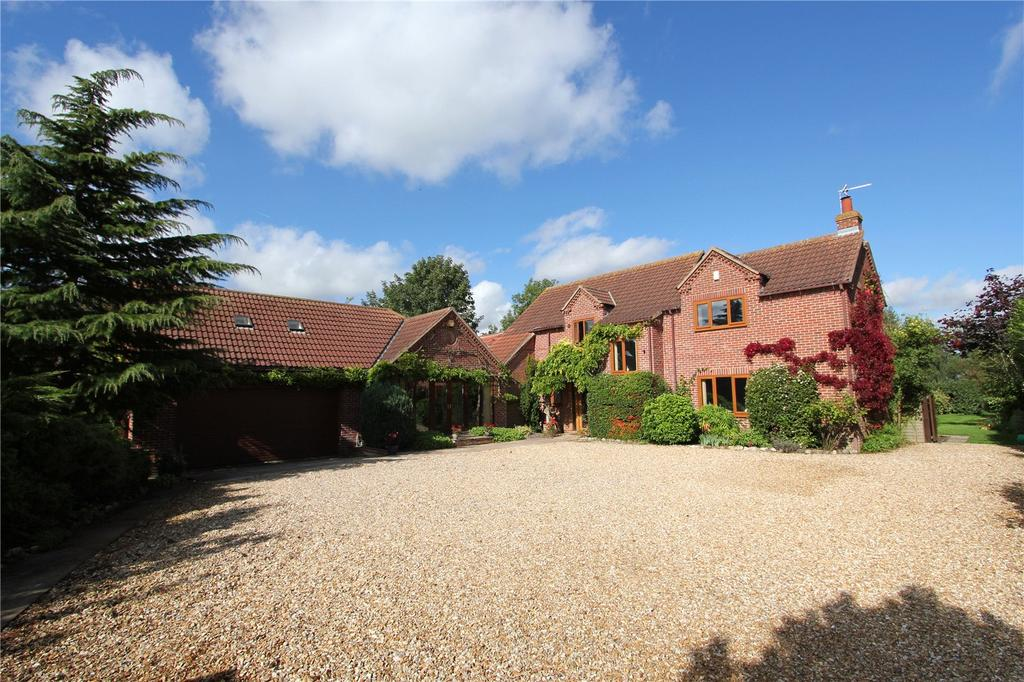 4 Bedrooms Detached House for sale in South Leverton, Retford, Nottinghamshire
