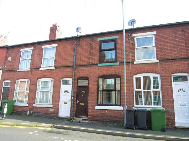 3 Bedrooms Terraced House for sale in Moncrieffe Street,Walsall,West Midlands
