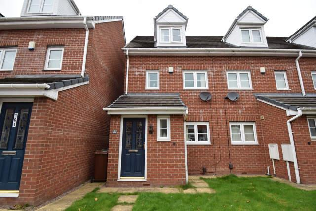 3 Bedrooms End Of Terrace House for sale in Victoria Street,Willenhall,Wolverhampton
