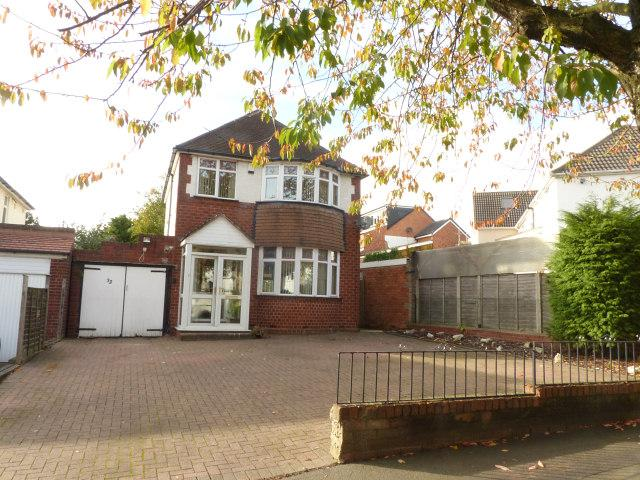 3 Bedrooms Detached House for sale in George Road,Great Barr,Birmingham