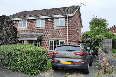 3 bedroom semi-detached house for sale - Harksome Hill, West Hunsbury, Northampton, NN4